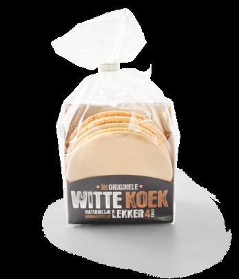 Witte koek