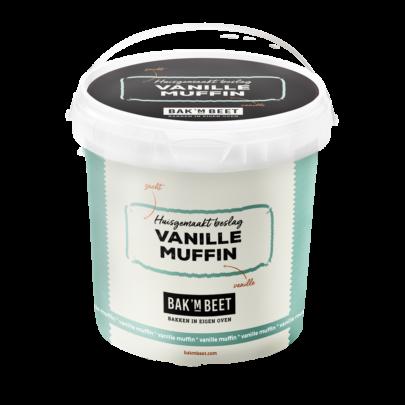Vanillemuffin