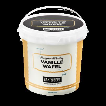 Vanille wafel