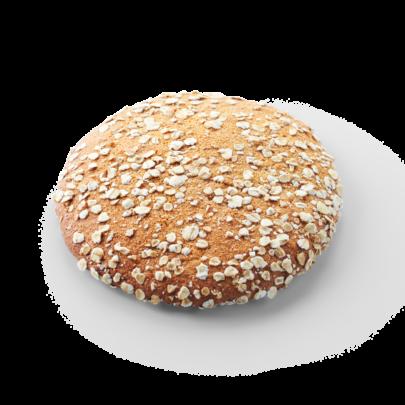 Oatmeal egg sponge cake