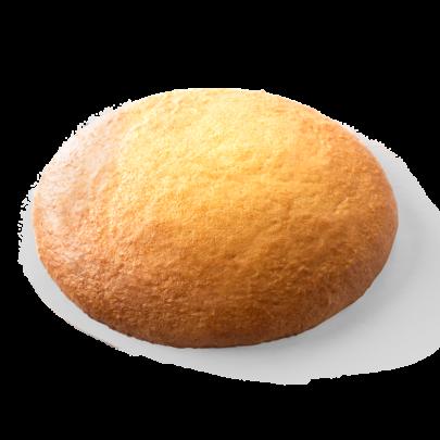Giant egg sponge cake