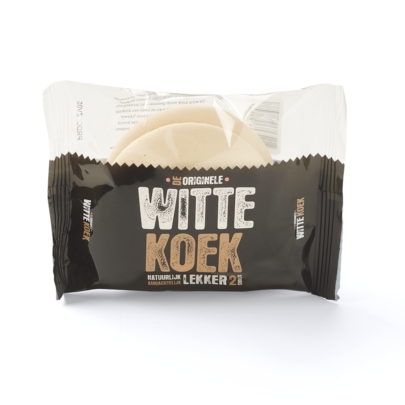 Witte koek  –  On the Go