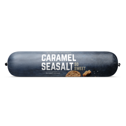 Caramel sea salt