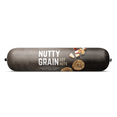 Nutty grain